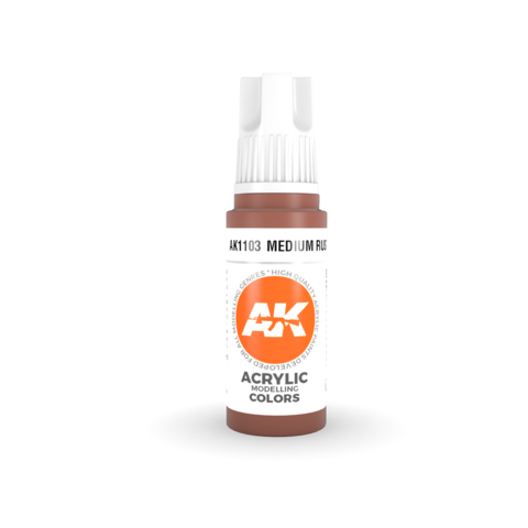 Medium Rust 17ml