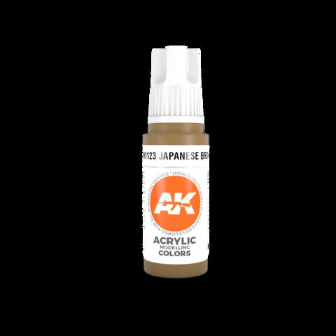 Japanese Brown 17ml