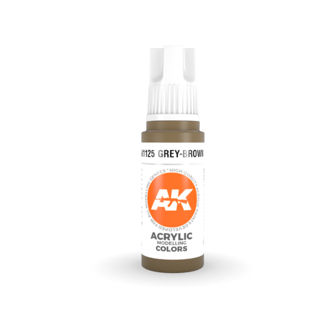 Grey-Brown 17ml