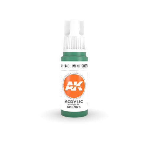 Mint Green 17ml