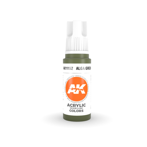 Alga Green 17ml