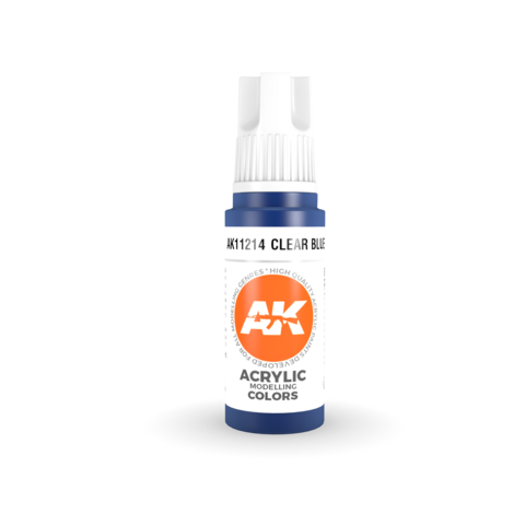 Clear Blue 17ml