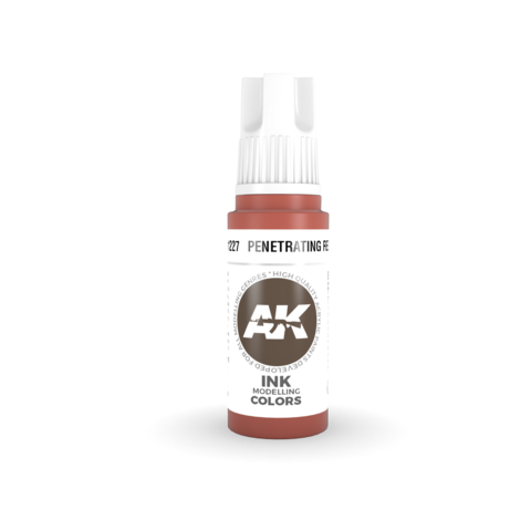 Penetrating Red INK 17ml