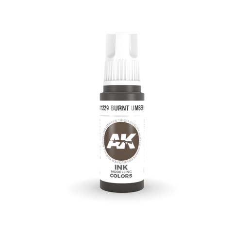 Burnt Umber INK 17ml
