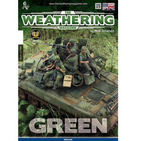 "Weathering Magazine Vol.28 ""GREEN"""