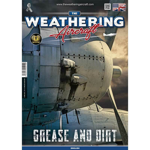 Aircraft Weathering Magazine Vol.15 Grease & Dirt