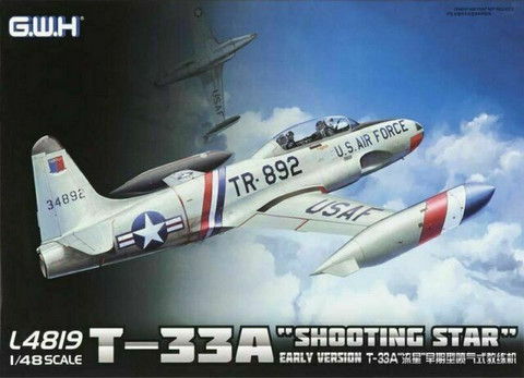 T-33A Shooting Star Early Version	1/48