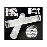 Rolling Pin, Dutch Bricks