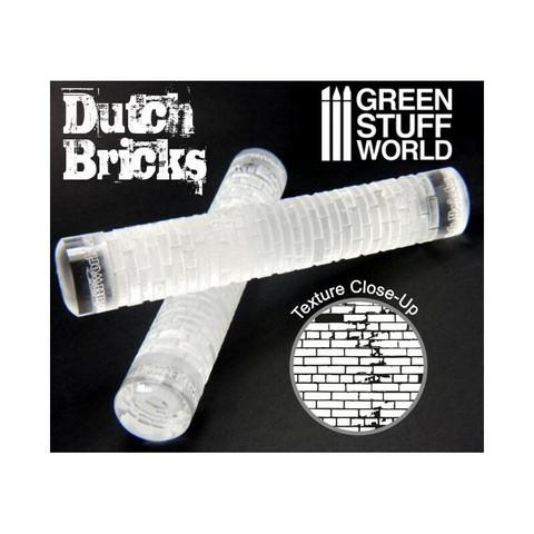 Rolling Pin, Dutch Bricks