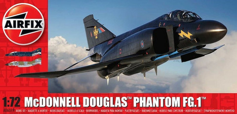Mcdonnell-Douglas FG.1 Phantom RAF  1/72