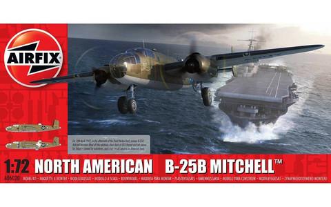 "North-American B-25B Mitchell ""Doolittle Raid""  1/72"