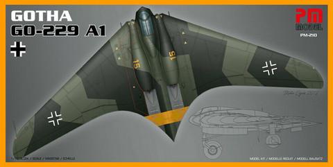 Gotha  GO-229 A-1  1/72