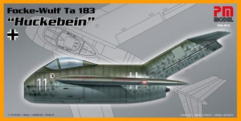 Focke-Wulf Ta-183 Huckebein  1/72