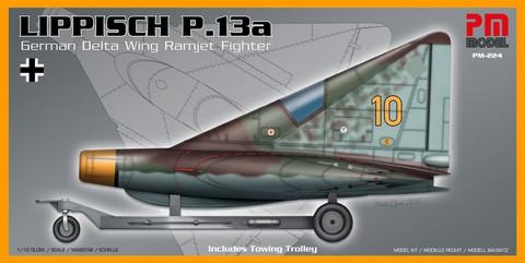 Lippisch P.13A  1/72