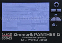 Zimmerit Panther G (Rye Model)