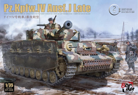 PzKpfw IV Ausf.J Late  1/35