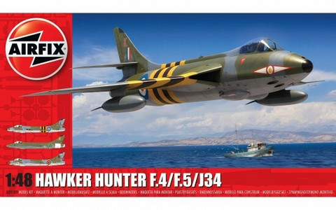 Hawker Hunter F.4/F.5/J34  1/48