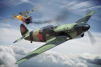 Yakolev  Yak-1 Aces  1/72