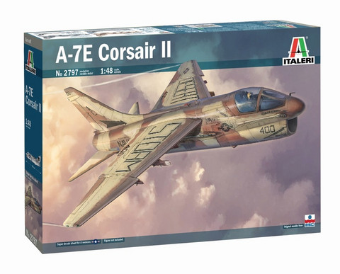 Vought A-7E Corsair II (Super Decal Sheet)  1/48