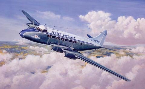 de Havilland Heron k.II (Vintage Classics Series)  1/72