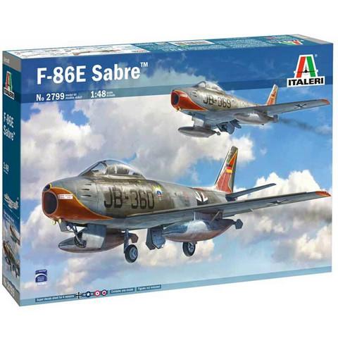 North-American F-86E Sabre  1/48