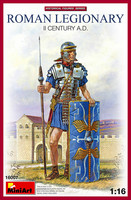 Roman Legionary II Century A.D.  1/16