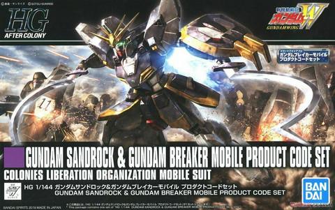 Gundam Sandrock  1/144