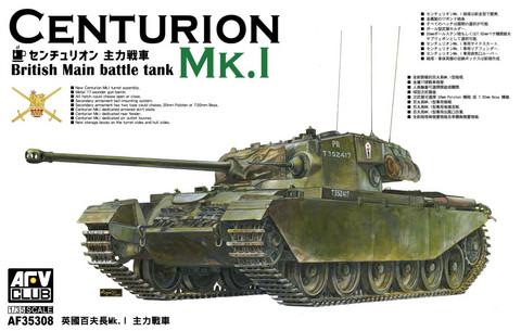 Centurion Mk.I British MBT  1/35