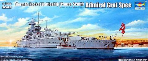 Admiral Graf Spee  1/350