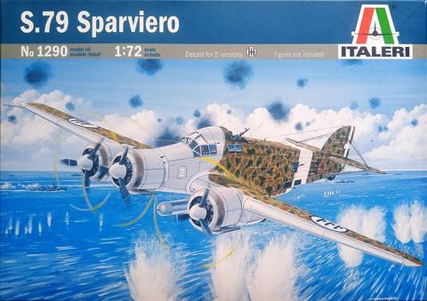 Savoia-Marchetti SM.79 Sparviero1/72