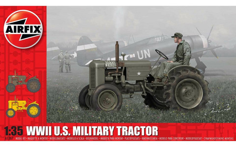 US Tractor (Military Forces)  1941-45  1/35