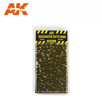 Backwater Tuft 4mm