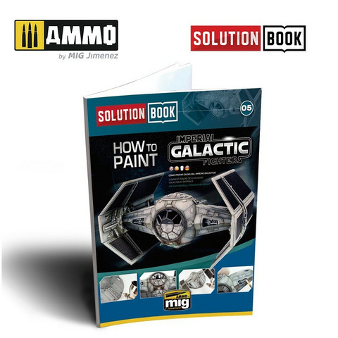 Imperial Calactic Fighters Solution Book