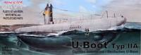 German U-Boot Typ IIA  1/72