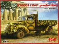 V3000S 1941 Production German Truck  1/35