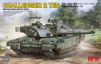British MBT Challenger 2 TES  1/35