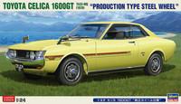 Toyota Celica 1600 GT TA22-MQ (1970)  1/24