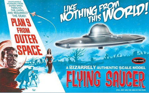 Flying Saucer  1/48