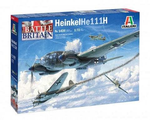 Heinkel He 111H  1/72