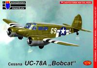 "Cessna UC-78A ""Bobcat"" USAAF (ei ole vanha Pavla)  1/72"