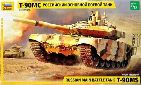 T-90MC Russian Main Battle Tank   1/35
