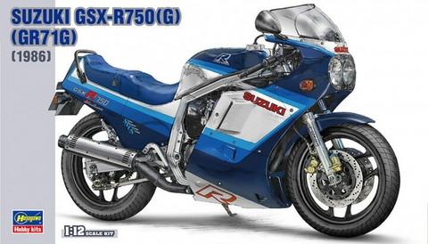 Suzuki GSX-R750(G)  (GR71G) 1986  1/12