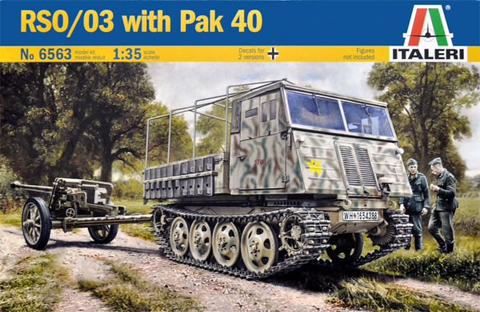 RSO/03 with 7.5cm PaK 40  1/35