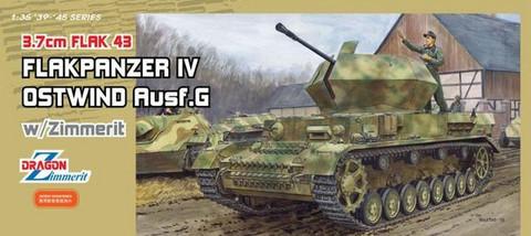 Flakpanzer IV Ausf.G Ostwind  1/35
