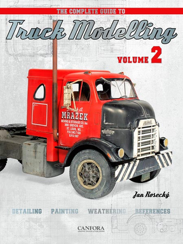The Complete Guide to Truck Modelling Vol.2