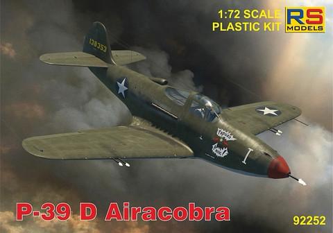 Bell P-39D Airacobra1/72