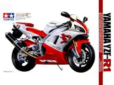 Yamaha YZF-R1  1/12
