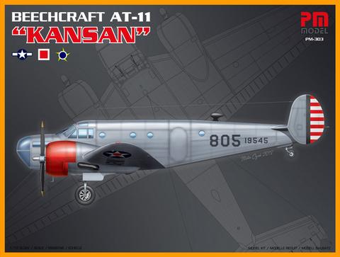 Beechcraft AT-11  1/72