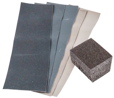 Polishing Set (hiomakankaat 3600/4000/6000/8000/12000)