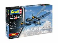 "Junkers Ju-88A-1 ""Battle of Britain""  1/72"